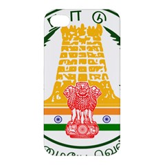 Seal of Indian State of Tamil Nadu  Apple iPhone 4/4S Hardshell Case