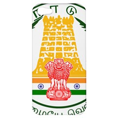 Seal of Indian State of Tamil Nadu  Apple iPhone 5 Hardshell Case