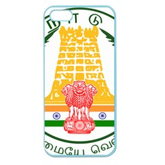 Seal of Indian State of Tamil Nadu  Apple Seamless iPhone 5 Case (Color)