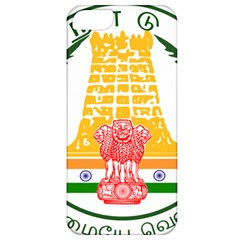 Seal of Indian State of Tamil Nadu  Apple iPhone 5 Classic Hardshell Case