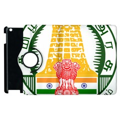 Seal of Indian State of Tamil Nadu  Apple iPad 2 Flip 360 Case
