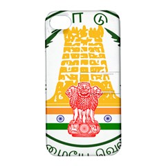 Seal of Indian State of Tamil Nadu  Apple iPhone 4/4S Hardshell Case with Stand
