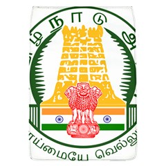 Seal of Indian State of Tamil Nadu  Flap Covers (L)