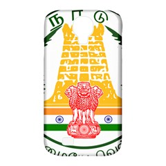 Seal of Indian State of Tamil Nadu  Samsung Galaxy S4 Classic Hardshell Case (PC+Silicone)