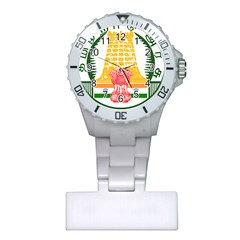 Seal of Indian State of Tamil Nadu  Plastic Nurses Watch