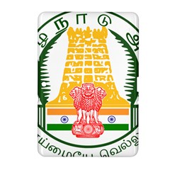 Seal of Indian State of Tamil Nadu  Samsung Galaxy Tab 2 (10.1 ) P5100 Hardshell Case