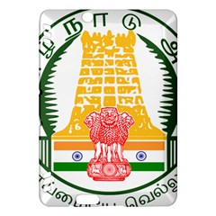Seal of Indian State of Tamil Nadu  Kindle Fire HDX Hardshell Case