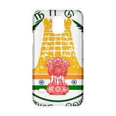 Seal of Indian State of Tamil Nadu  Samsung Galaxy S5 Hardshell Case