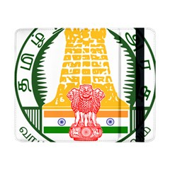 Seal of Indian State of Tamil Nadu  Samsung Galaxy Tab Pro 8.4  Flip Case