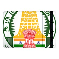 Seal of Indian State of Tamil Nadu  Samsung Galaxy Tab Pro 10.1  Flip Case