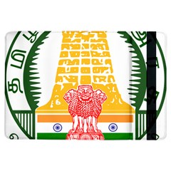 Seal of Indian State of Tamil Nadu  iPad Air Flip