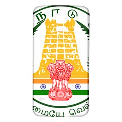 Seal of Indian State of Tamil Nadu  Samsung Galaxy S5 Back Case (White)