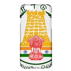 Seal of Indian State of Tamil Nadu  Apple iPhone 6 Plus/6S Plus Hardshell Case