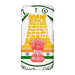 Seal of Indian State of Tamil Nadu  Apple iPhone 7 Hardshell Case