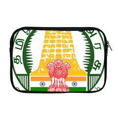 Seal of Indian State of Tamil Nadu  Apple MacBook Pro 17  Zipper Case