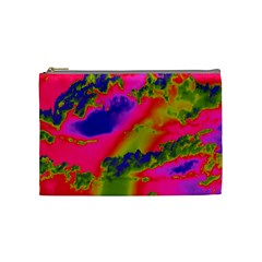 Sky pattern Cosmetic Bag (Medium)