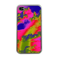 Sky pattern Apple iPhone 4 Case (Clear)