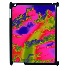 Sky pattern Apple iPad 2 Case (Black)