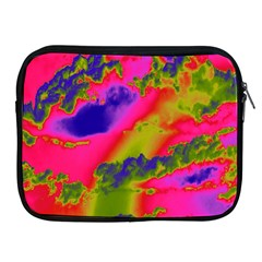 Sky pattern Apple iPad 2/3/4 Zipper Cases
