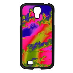 Sky pattern Samsung Galaxy S4 I9500/ I9505 Case (Black)