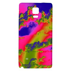 Sky pattern Galaxy Note 4 Back Case