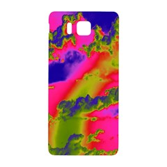 Sky pattern Samsung Galaxy Alpha Hardshell Back Case