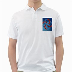 Svadebnik Symbol Slave Patterns Golf Shirts