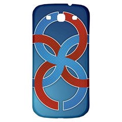 Svadebnik Symbol Slave Patterns Samsung Galaxy S3 S Iii Classic Hardshell Back Case