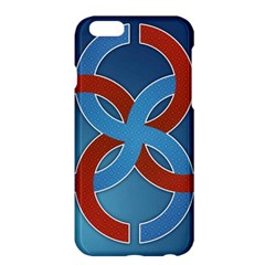 Svadebnik Symbol Slave Patterns Apple iPhone 6 Plus/6S Plus Hardshell Case