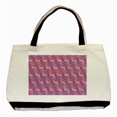 Pattern Abstract Squiggles Gliftex Basic Tote Bag