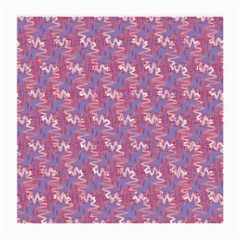 Pattern Abstract Squiggles Gliftex Medium Glasses Cloth