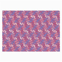 Pattern Abstract Squiggles Gliftex Large Glasses Cloth (2 Side)