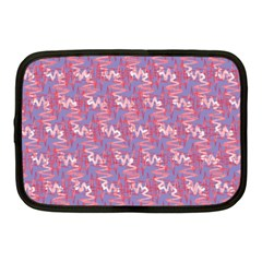 Pattern Abstract Squiggles Gliftex Netbook Case (Medium)