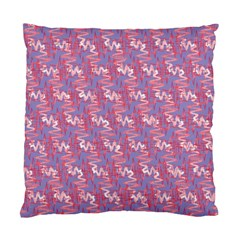 Pattern Abstract Squiggles Gliftex Standard Cushion Case (One Side)