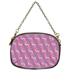 Pattern Abstract Squiggles Gliftex Chain Purses (Two Sides)