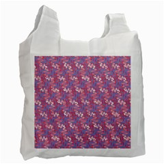 Pattern Abstract Squiggles Gliftex Recycle Bag (One Side)