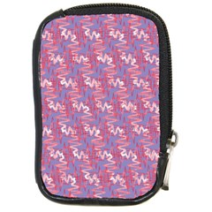 Pattern Abstract Squiggles Gliftex Compact Camera Cases