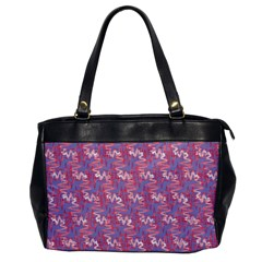 Pattern Abstract Squiggles Gliftex Office Handbags