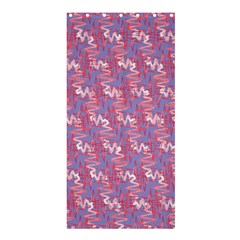 Pattern Abstract Squiggles Gliftex Shower Curtain 36  x 72  (Stall)