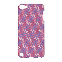 Pattern Abstract Squiggles Gliftex Apple iPod Touch 5 Hardshell Case
