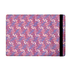 Pattern Abstract Squiggles Gliftex Apple Ipad Mini Flip Case