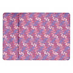 Pattern Abstract Squiggles Gliftex Samsung Galaxy Tab 10.1  P7500 Flip Case