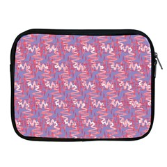 Pattern Abstract Squiggles Gliftex Apple iPad 2/3/4 Zipper Cases
