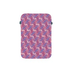 Pattern Abstract Squiggles Gliftex Apple iPad Mini Protective Soft Cases