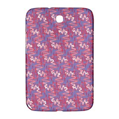 Pattern Abstract Squiggles Gliftex Samsung Galaxy Note 8 0 N5100 Hardshell Case