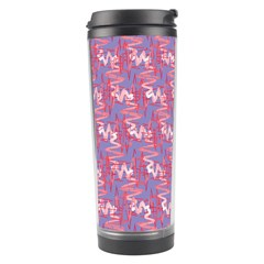Pattern Abstract Squiggles Gliftex Travel Tumbler