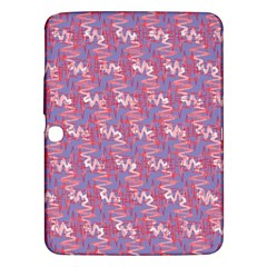 Pattern Abstract Squiggles Gliftex Samsung Galaxy Tab 3 (10 1 ) P5200 Hardshell Case