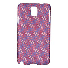Pattern Abstract Squiggles Gliftex Samsung Galaxy Note 3 N9005 Hardshell Case