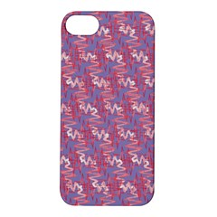 Pattern Abstract Squiggles Gliftex Apple Iphone 5s/ Se Hardshell Case