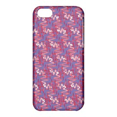 Pattern Abstract Squiggles Gliftex Apple Iphone 5c Hardshell Case